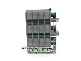 1/64 Grain Dryer Stackable Three High