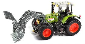 1/16 Claas Axion 850 MFD with loader Tronico Metal Kit