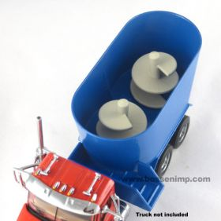 1/64 TMR Feed Mixer Vertical