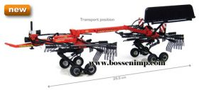 1/32 Vicon Swather Andex 714T Vario