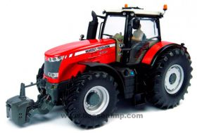1/32 Massey Ferguson 8737 with Driver US Version