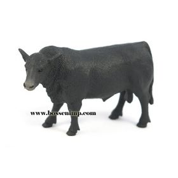 1/20 Cow Angus Bull Black