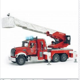 1/16 Mack Granite Fire Truck with ladder and water pump