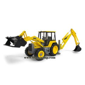 1/35 Massey Ferguson Backhoe/Loader 860 Side Shift
