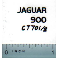 Decal 1/64 Claas Jaguar 900