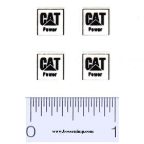 Decal CAT Power (4)