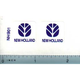 Decal 1/16 New Holland Logo (large)