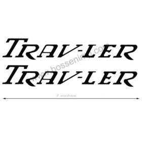 Decal Radio Flyer Trav-ler