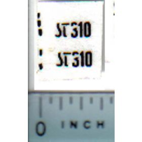 Decal 1/32 Steiger ST310 Model Number