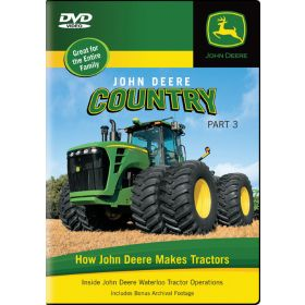 DVD John Deere John Deere Country Part 3