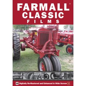 DVD Farmall Classic Films - The Thirties
