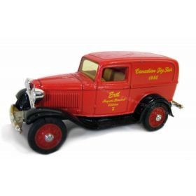 1/43 Ford Panel Truck '32 Vintage Vehicle