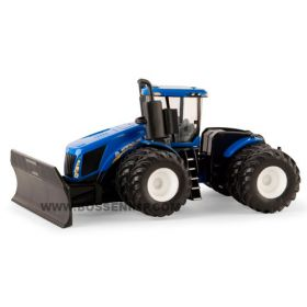 1/64 New Holland T9.645 4WD w/duals & Front Blade