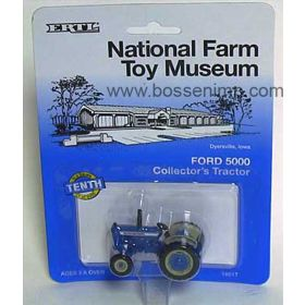 1/64 Ford 5000 WF '99 National Farm Toy Museum Edition