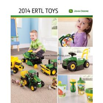 John Deere 2014 Ertl Large Catalog