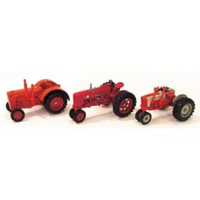 1/43 1986 Toy Farmer National Show Set of 3 tractors
