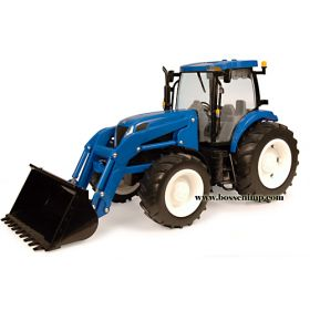 1/16 Big Farm New Holland T-7050 MFD w/Loader