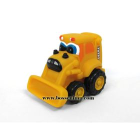 JDK 4 JDK Barney Backhoe Soft Vehicle