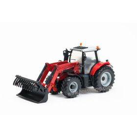 1/32 Massey Ferguson 6616 w/loader & accessories European version
