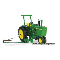 1/16 John Deere 2510 NF w/#50 Sickle Mower #9 Key Precision