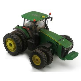 1/32 John Deere 8370R MFD w/front & rear duals Dusty  '14 Farm Progress