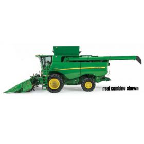 1/32 John Deere Combine S-780 with 2 heads Prestige Series