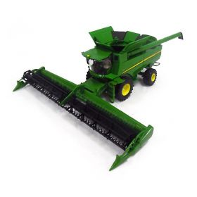 1/32 John Deere Combine S-680 with Draper Head