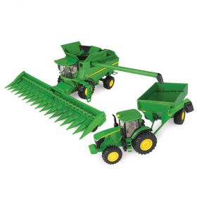 1/32 John Deere Harvesting Set