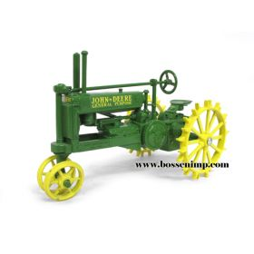 1/16 John Deere A NF Unstyled on steel 50th Anniversary