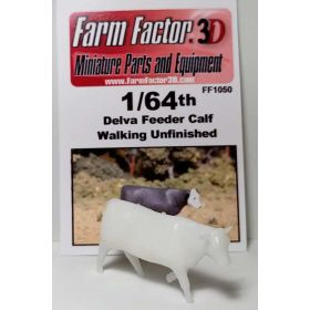 1/64 Cow Feeder Calf walking