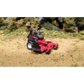 1/64 Zero Turn Mower with Roll Bar Down Unfinished Kit