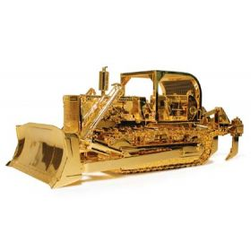 1/25 International Crawler TD-25 gold-plated