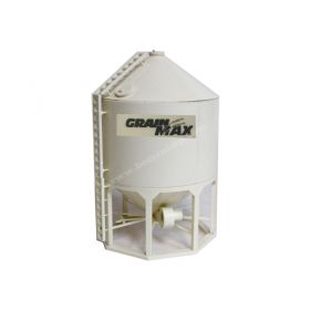 1/64 Model 1610 Grain Bin Grain Max Assembled