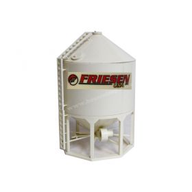 1/64 Model 1610 Grain Bin Friesen Assembled