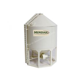 1/64 Model 1610 Grain Bin Meridian Assembled
