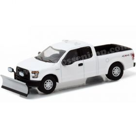 1/64 Ford Pickup F-150 with snow plow