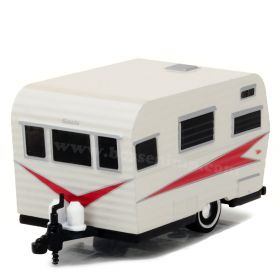 1/64 Travel Trailer 1959 Siesta Camper