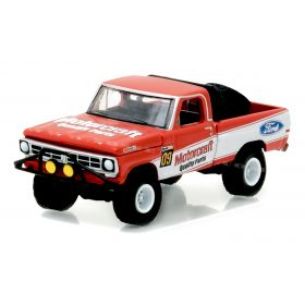 1/64 Ford F-100 Pickup 1971 Motorcraft Quality Parts Series 3