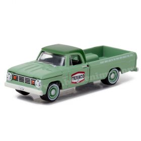 1/64 Dodge Pickup D-100 1967 Texaco Series 1