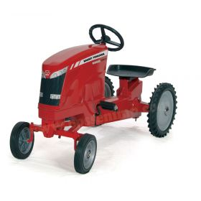 Massey Ferguson WF Pedal Tractor