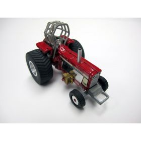 1/16 Pulling Tractor 3 Post Roll Cage Shaped