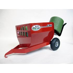 1/16 Haybuster Bale Processor Red