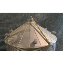 1/64 Grain Bin Roof Auger Kit #30