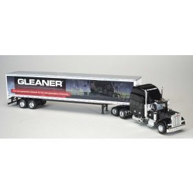 1/64 Peterbilt 379 semi with Gleaner graphics