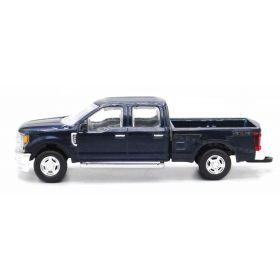 1/64 Ford F-350 Pickup Super Duty Blue Jeans