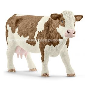1/16 Cow Simmental Cow