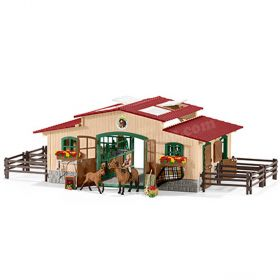 1/16 Horse Stable