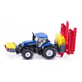 1/87 New Holland T8 MFD with crop sprayer