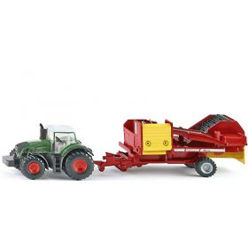 1/87 Fendt Vario with Grimme Potato Harvester