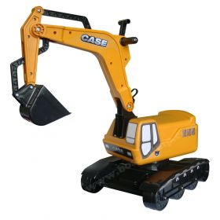 Case Excavator Ride-on